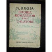 Istoria românilor prin călători
