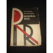 Dicționar de buzunar român-rus