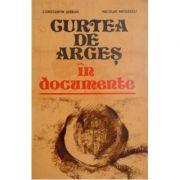 Curtea de Argeș în documente