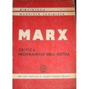 Critica programului de la Gotha