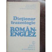 Dicționar frazeologic român-englez
