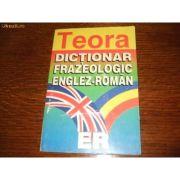 Dicţionar frazeologic englez - român