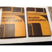 Analiza matematica ( vol. II )