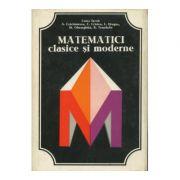 Matematici clasice si moderne ( vol. III )