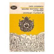 Cronicari munteni ( 3 vol. )