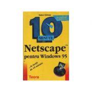 NETSCAPE pentru WINDOWS 95