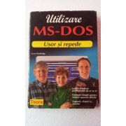 Utilizare MS-DOS ușor și repede