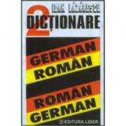 Dicționar german-român / român-german