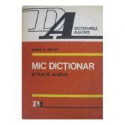 Mic dicționar al lumii antice