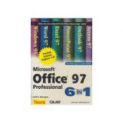 Microsoft Office 97 Professional 6 în 1