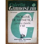 Probleme de aritmetică pentru clasele I-IV
