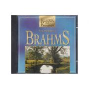 The Romantic Brahms (CD )