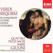 VERDI - Requiem * Quattro pezzi sacri ( 2 CD )