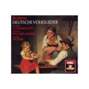 BRAHMS: Deutsche Volkslieder ( 2 CD )