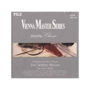 MOZART: The merry Mozart (CD)
