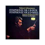 SCHUMANN - Symphonie nr. 1 & nr. 4 (disc vinil)