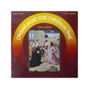 Organ Music for Christmas Time ( disc vinil )