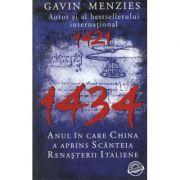 1434 - Anul în care China a aprins scânteia Renașterii italiene