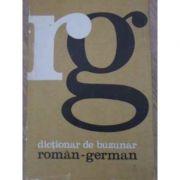 Dicționar de buzunar român-german