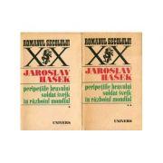 Peripețiile bravului soldat Svejk în războiul mondial ( 2 vol. )
