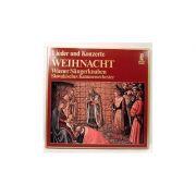 Lieder und Konzerte zur Weihnacht ( set 2 discuri vinil )