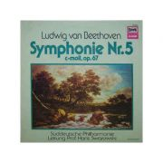 BEETHOVEN: Symphonie nr. 5 c-moll, op. 67 ( disc vinil )