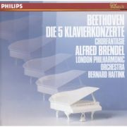 BEETHOVEN: Die 5 Klavierkonzerte * Chorfantasie ( 3 CD )