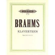 BRAHMS - Klaviertrios (Trios fur Klavier, Violine und Violoncello, Op. 8, Op. 40, Op. 87, Op. 101, Op. 114 )