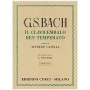 G. S. BACH - Il Clavicembalo ben temperato ( Volume II-1774)