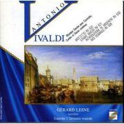 VIVALDI - Musique Sacree pour Contralto, Cordes et Basse continue ( CD )
