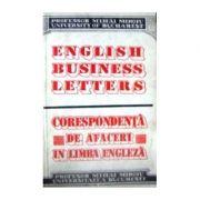 Corespondență de afaceri în limba engleză