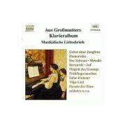 Aus Grossmutters Klavieralbum - Musikalische Liebebriefe (CD)