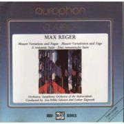 Max REGER: Mozart variations and Fugue * A romantic Suite (CD)