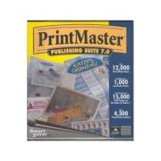 PRINTMASTER PUBLISHING SUITE 7. 0 (CD+ booklet)