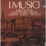 ALBINONI / CORELLI / PERGOLESI: Barockmusik Italienischer Meister ( vinil )