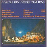 Coruri din opere italiene ( disc vinil )