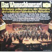 Das Wunschkonzert - Weltstars präsentieren 100 Minuten der schönsten klassischen Melodien ( 2 discuri vinil )