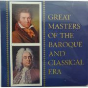 Great masters of the Baroque and Classical Era: HANDEL & BEETHOVEN ( vinil )