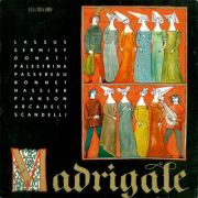 Madrigale ( vinil )