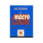Dicționar de macroeconomie
