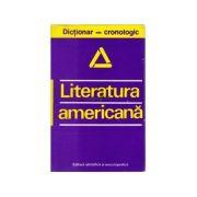 Dicţionar cronologic: Literatura americană