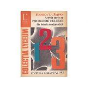A treia carte cu probleme celebre din istoria matematicii