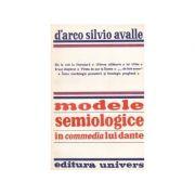 Modele semiologice în commedia lui Dante