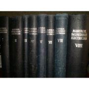 Manualul inginerului electrician ( 8 Vol. )