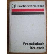 Taschenworterbuch Franzosisch-Deutsch
