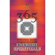 365 modalități pentru intensificarea energiei spirituale