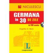 Germana în 30 de zile ( cu CD audio )