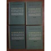 Tehnologie chimică organică ( Vol. I - II )