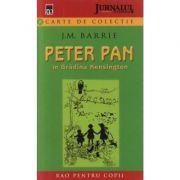 Peter Pan în grădina Kensington