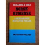 Norsk - rumensk lommeordbok med liten parlor